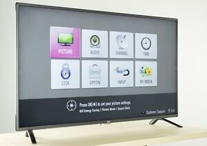 """***55"""" LG LED TV for sale with Extended Warranty!***"""