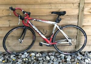BH Red and White Pro Race Road Bike Size MD