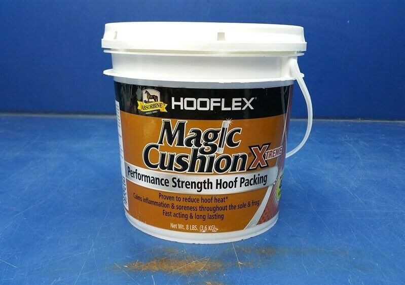 Absorbine Horse Hooflex Magic Cushion Xtreme Performance Strength 8Lbs 3.6KG