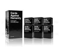 Cards Against Humanity Base + 1 + 2 + 3 + 4 + 5 + 6 Kit