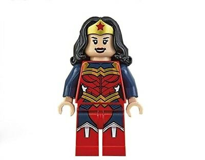 LEGO DC Super Heroes - Exclusive Wonder Woman (Post New 52 Costume) New](Lego Woman Costume)
