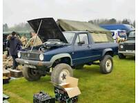 VW / Land Rover Truck
