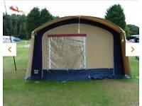 Trigano Galleon 6 berth (4+2) trailer tent 2012