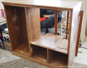 Older Style TV Stand