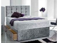 SALE!! Brand New Luxury Divan Beds With FREE DELIVERY!🔥💎🔷