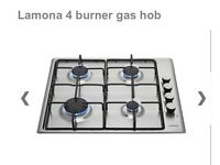 Brand New Lamona Built In Gas Hob