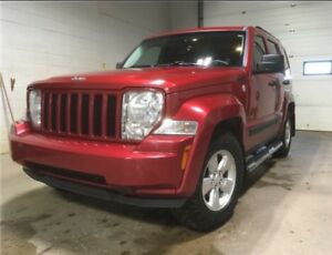 2010 Jeep Liberty Sport SUV, Crossover