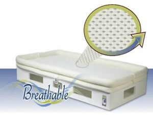 NEW Breathable Mattress by Secure Beginnings