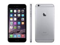 Silver iPhone 6plus 16gb