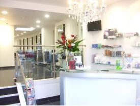 Matt Cox Hairdressing Liverpool - Salon Space to let.