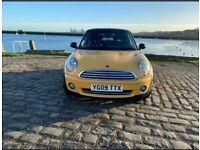Mini Cooper 1.6 petrol. Hatchback 3dr.