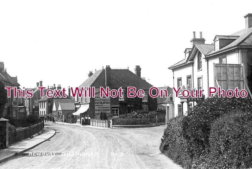 DO 1080 - Newbury, Gillingham, Dorset