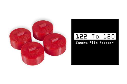 Vintage Kodak 122 to 120 Film Spool Adapter