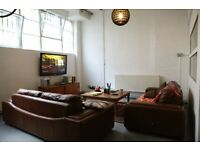 Double Room in AWESOME warehouse share! Oslo house Hackney Wick