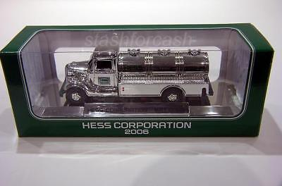 2006 Hess Chrome Special Edition Mini Truck (VERY RARE)
