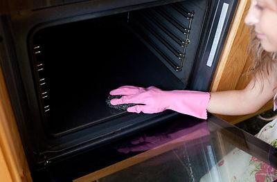 Backofen reinigen ganz ohne chemische Hilfsmittel