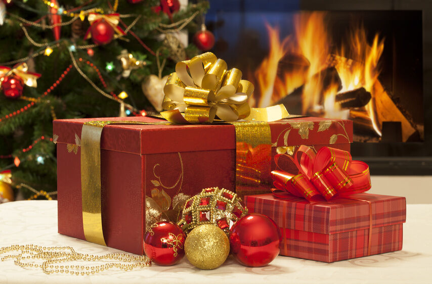 Christmas Present Wrapping Ideas That Will Make You Look