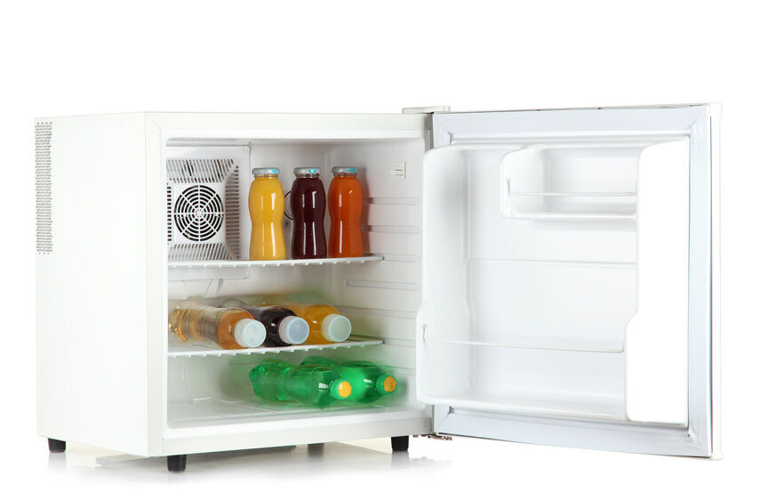 how to fix a haier mini fridge