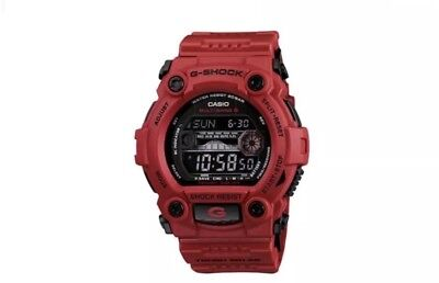 Casio G shock Tough Solar Red Limited Edition GW-7900RD Wrist Watch for Men for sale  Los Angeles
