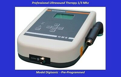 Professional Ultrasound Therapy Machine 13 Mhz Suitable Underwater Idf