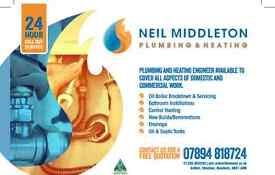 Neil Middleton Plumber Plumbing and Heating Engineer