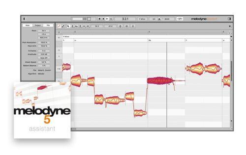 Celemony Melodyne 5 Assistant - Genuine License Serial - Digital Delivery