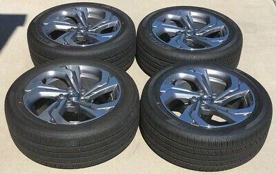 2020 HONDA ACCORD 17' Wheels with Factory Balanced Hankook Tires