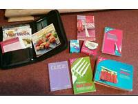 Weight watchers books and clicker and calculator