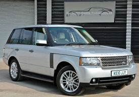 2010 Range Rover 3.6 TDV8 Vogue Diesel *1Former Keeper + Ivory Leather*