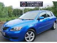 2005 MAZDA 3 1.6 TS2 5DR - LOW MILES - S/HISTORY - LOCAL CAR - GREAT SPEC