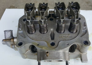 Polaris Cylinder Head With Rockers