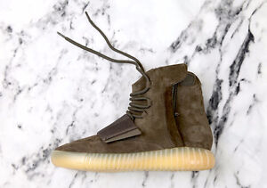 """Size 6 and 11.5 yeezy 750 boosts """"chocolate"""""""