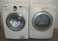 Samsung Front Loader Washer/ KitchenAid Dryer - Excellent Condit