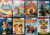 $1.50 DVDs For Kids and Adults
