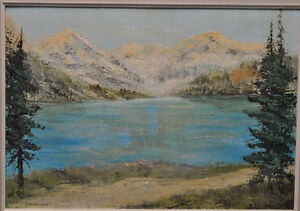 Oil painting by Ruth Heinbuch Kitchener / Waterloo Kitchener Area image 2