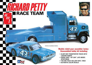 model trucks and cars