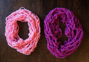 Scarves for kids! (Moms to!)