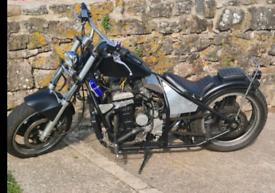 1989 Kawasaki zxr