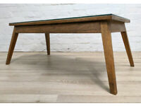 Mid Century Coffee Table -(DELIVERY AVAILABLE)