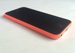 Fido Apple iPhone 5C 8GB Pink Excellent Condition $125