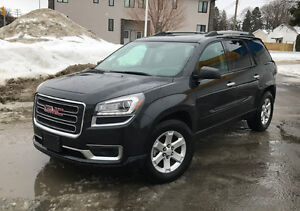 2014 GMC ACADIA 7 SEATER,BACK CAM,SUNROOF,68000 KM,SAFETIED!!
