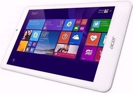 ACER WINDOWS TABLET / Acer Iconia Tab 8 W W1-810 32GB, Wi-Fi, 8in - White BOXED
