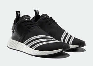 (UNDER RETAIL+TAX) sz10 White Mountaineering NMD R2