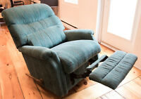 2 Fauteuils inclinables