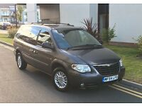 CHRYSLER GRAND VOYAGER 2.8 CRD AUTOMATIC 7 SEATER