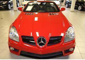 Mercedes-Benz SLK55 AMG Cabriolet
