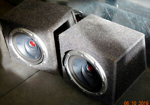 Kenwood  12 inch Subs