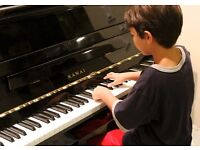 Summer Piano/Keyboard Lessons for Kids