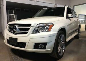 2010 MERCEDES GLK 350 4 MATIC!! *LADY DRIVEN ONLY 109500KMS!*