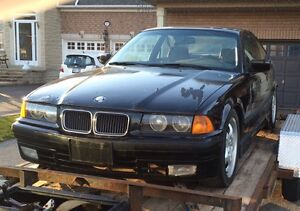 RUNNING BMW E36 318is Coupe FOR PARTS
